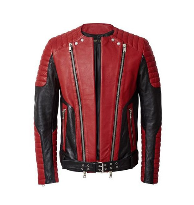 BALMAIN H&M men's collection