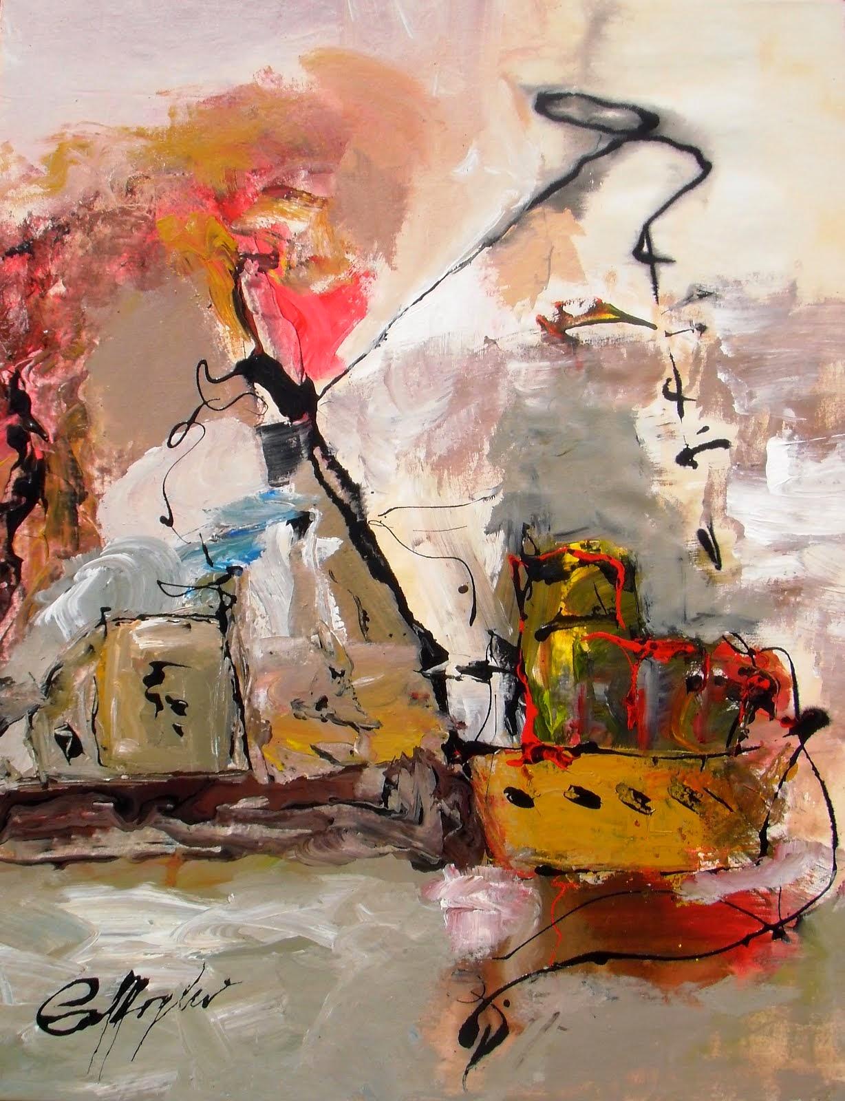 Vida Portuaria (Seaport life)