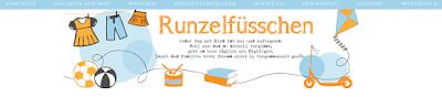 Runzelfuesschen neues Blogdesign