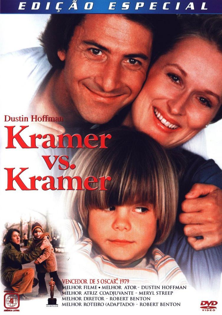 Kramer vs. Kramer – Dublado