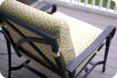 Goodwill Tips Easy Tips For Making Over Patio Furniture