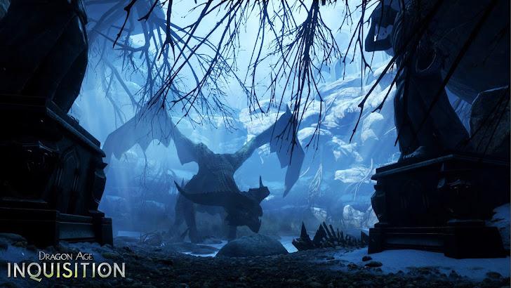 Dragon Age 3 Dragon Ruins