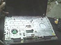 Cara Bongkar Casing Laptop Asus Eee PC Series