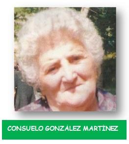 CONSUELO GONZÁLEZ MARTÍNEZ