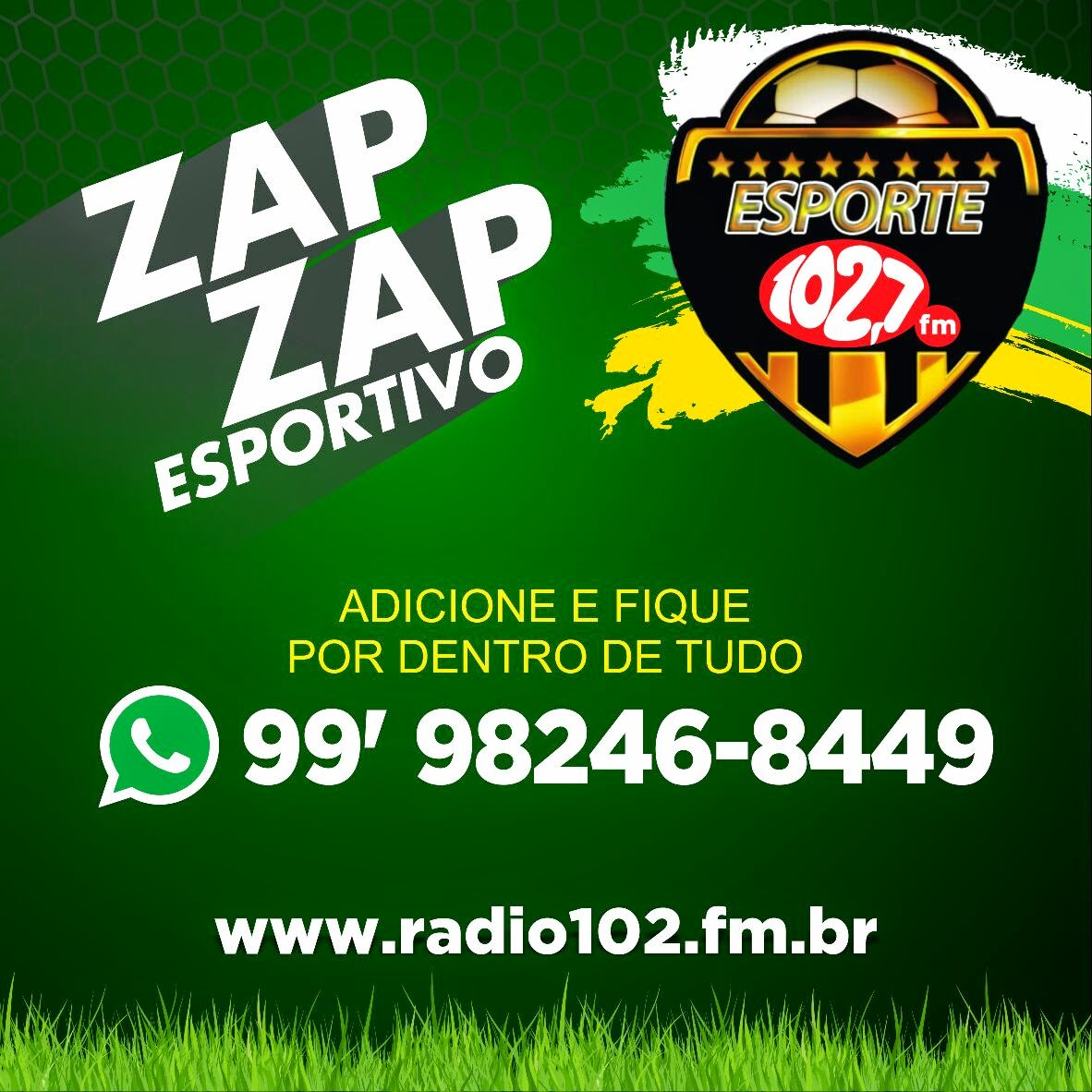WhatsApp do Esporte 102