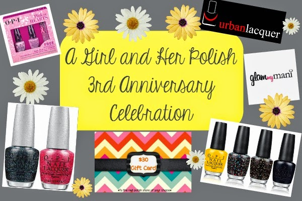 3rd Anniversary Celebration!