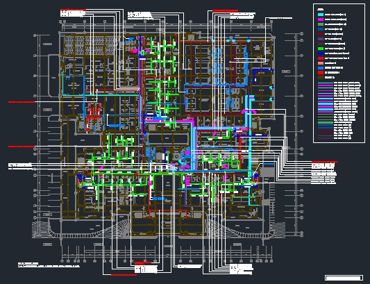 drawings sample | m&e draughtsman, Wiring electric