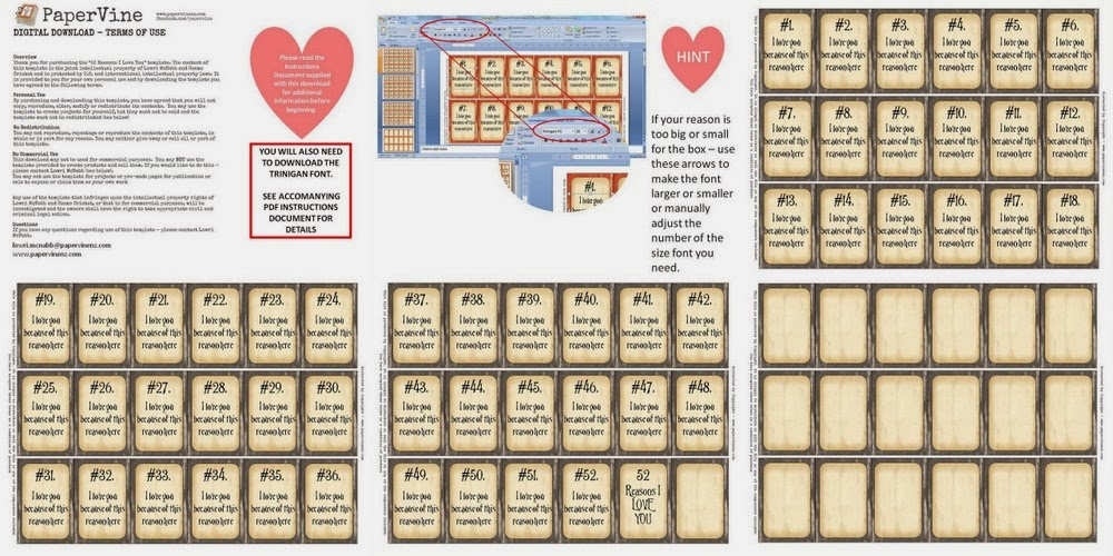 52reasonsblue: template, Modern powerpoint