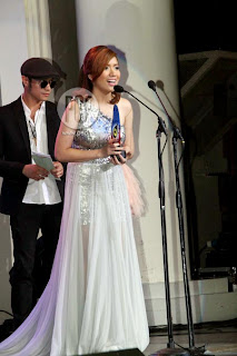 Angeline Quinto award