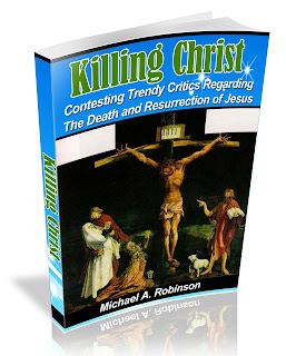 death of christ book