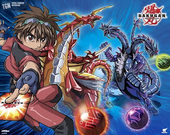#7 Bakugan Wallpaper