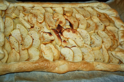 torta di mele pasta sfoglia