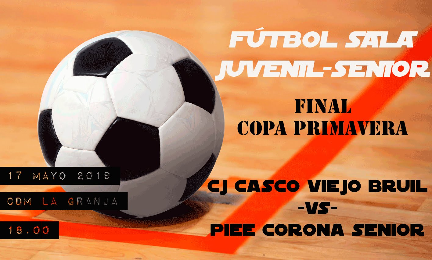 Final Copa FS Juvenil-Senior