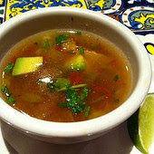 Chili's Bar and Grill Copycat Recipes: Chicken and Green Chile Soup