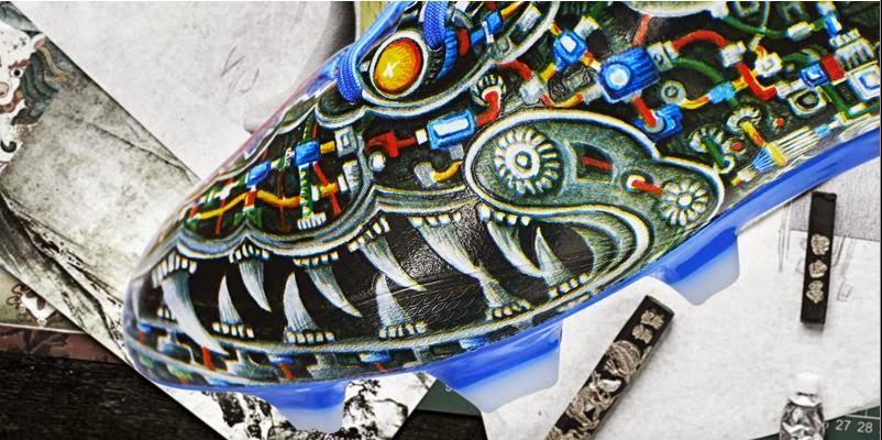 Yohji Yamamoto Adidas adizero F50 football boots