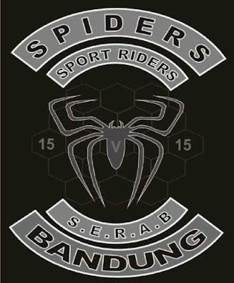SPIDERS MC on BERANDA BIKERS