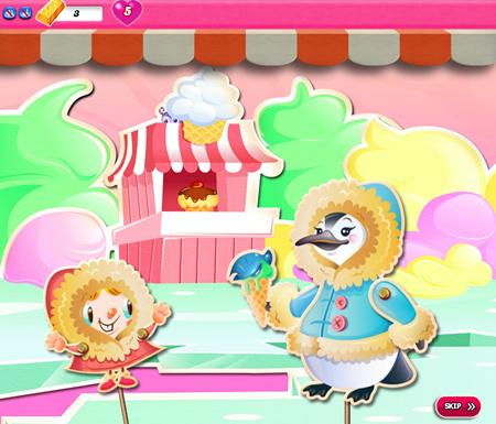Candy Crush Saga 1056-1070
