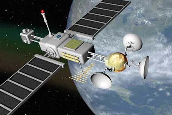 los satelite artificiales de la tierra:
