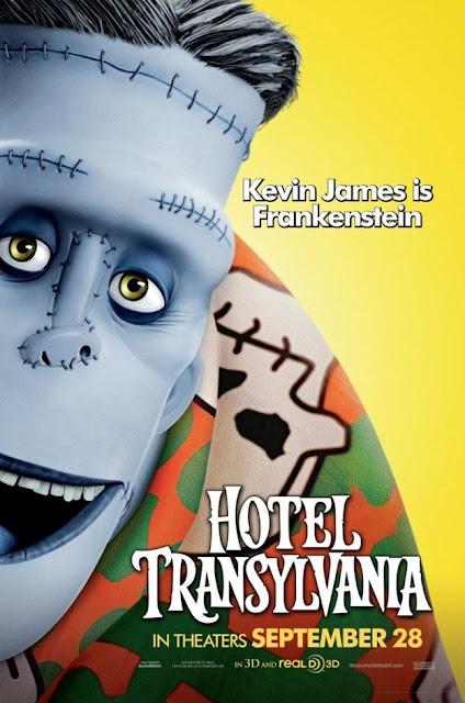 hotel transylvania, kevin james