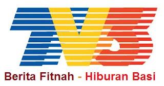 TV3 Berita Fitnah Hiburan Basi