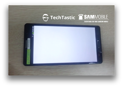 Samsung Galaxy Note 3 Prototype