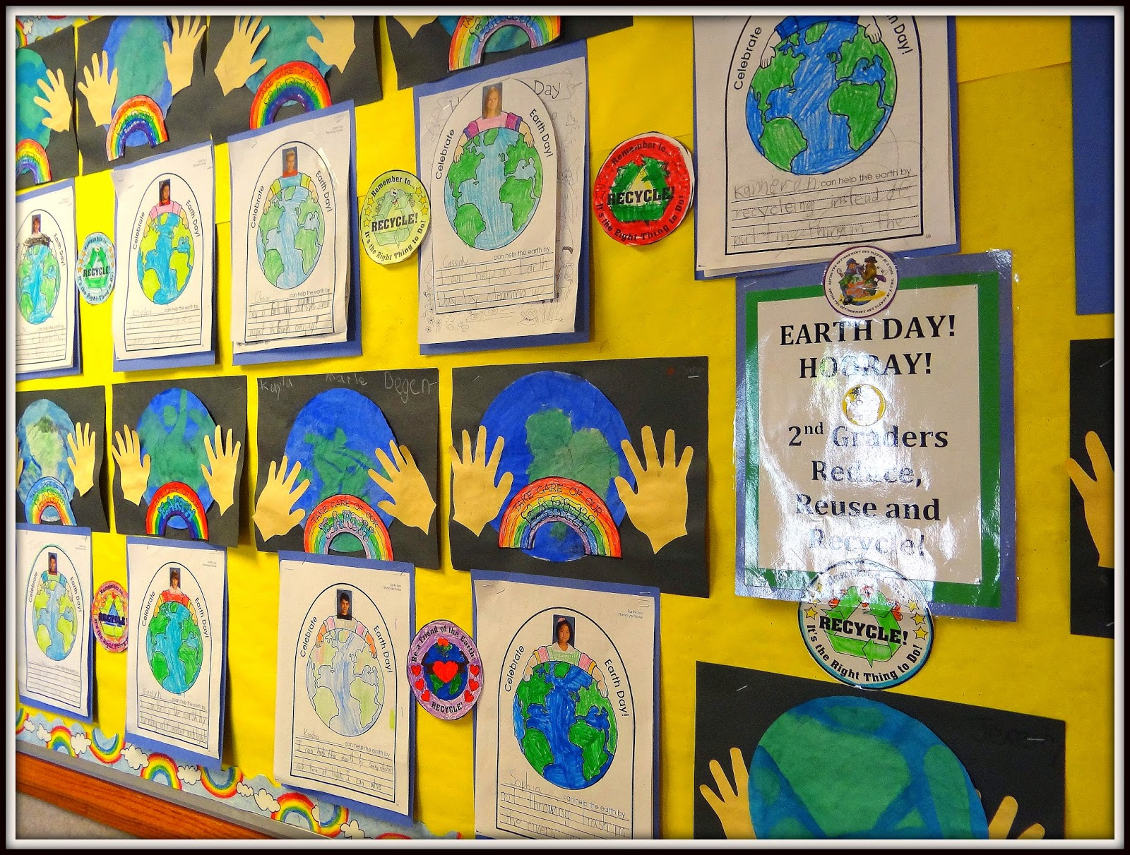 patties classroom earth day projects