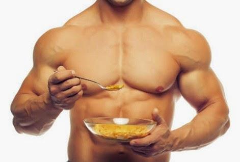 Dieta para aumentar la masa muscular rapidamente