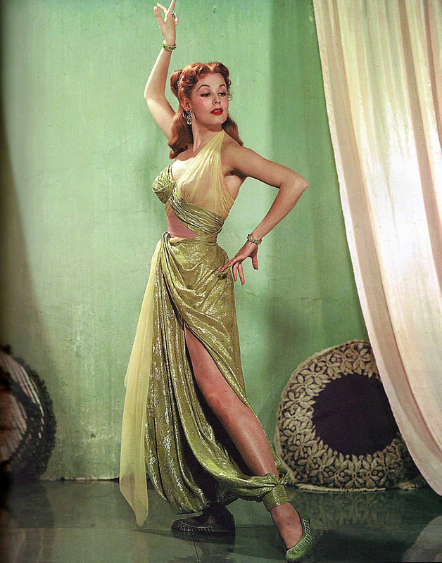 Dazzling Divas Arlene Dahl