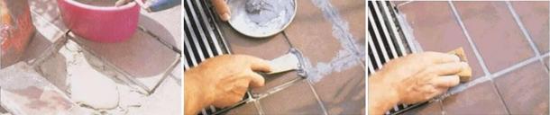Как правильно уложить плитку линевки