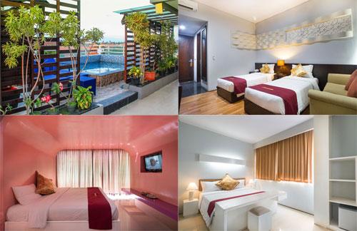 A Residence Kuta Bali