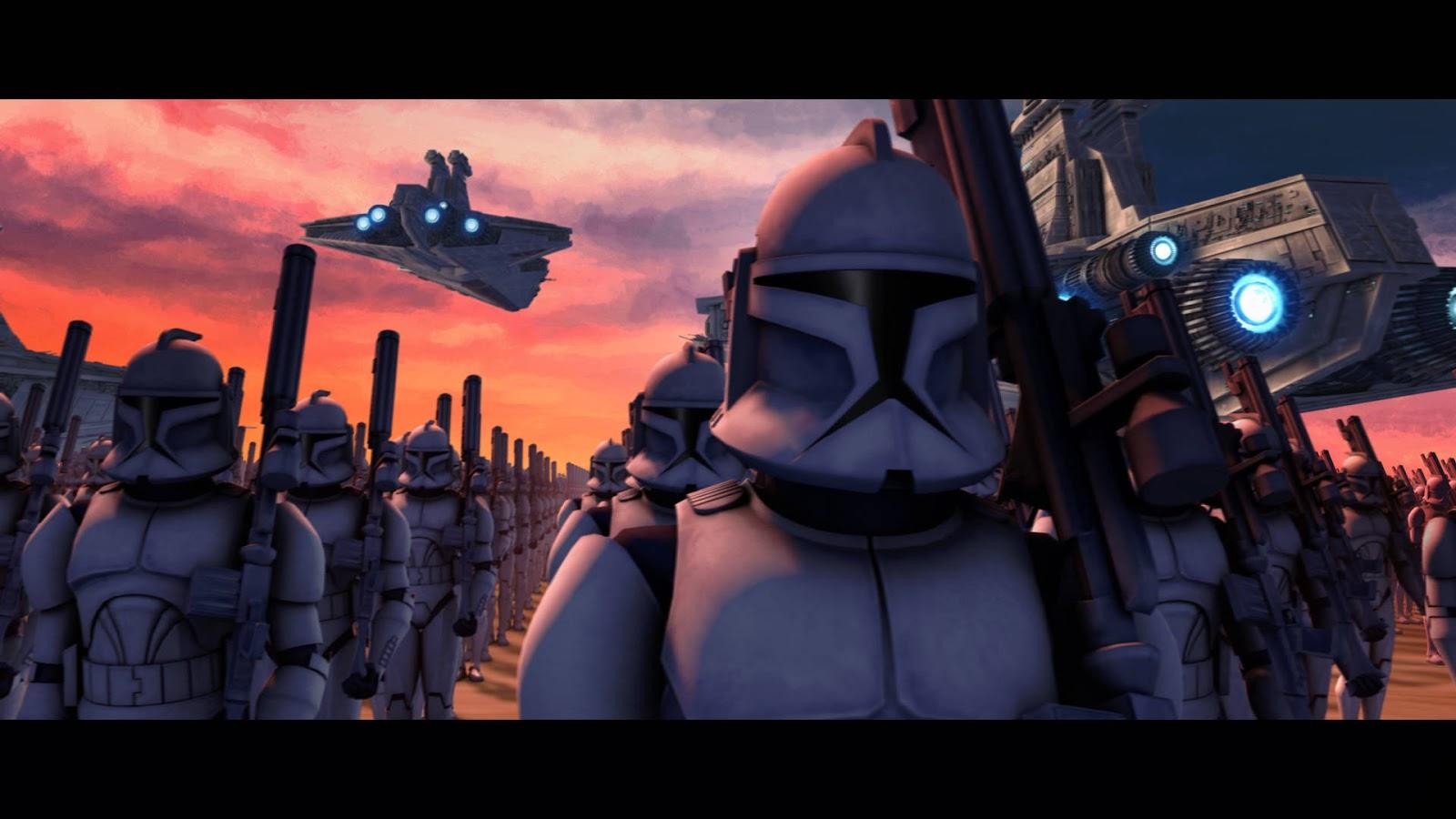 Star Wars Klon Savaşları Yeni Oyunu