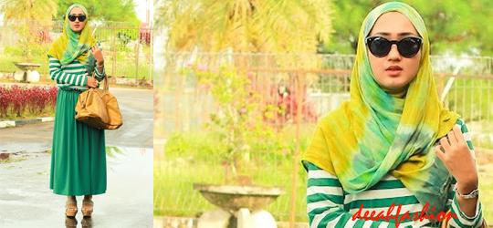 Baju Muslim Musim Semi Spring Inspiration Style