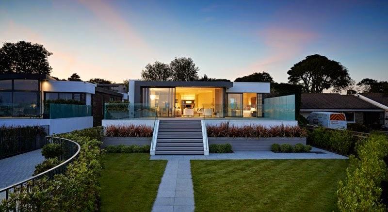 hogares frescos casas con atractivo contempor neo y