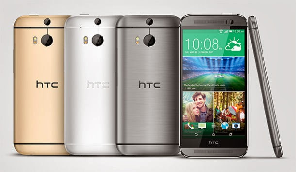 HTC One specification and features