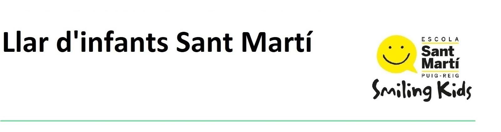 Llar d´infants Escola Sant Martí