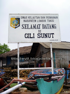 Gili island