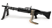 M60 medium machine gun MMG