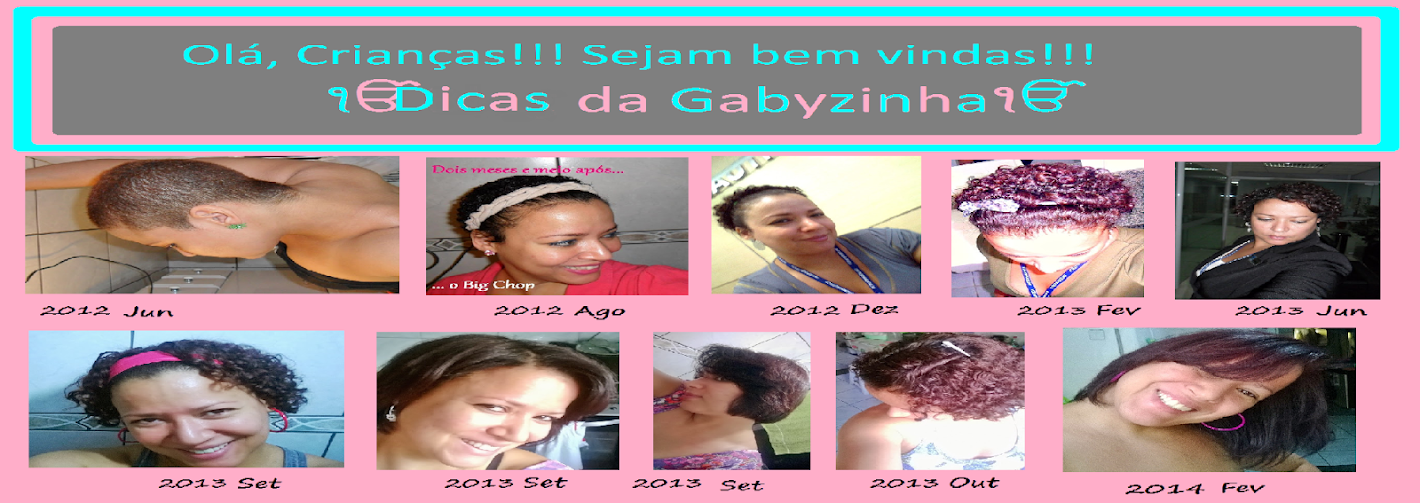 ੴDicas da Gabyzinha Gomezੴ