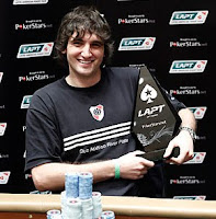 Julian Menendez campeon latin american poker tout colombia