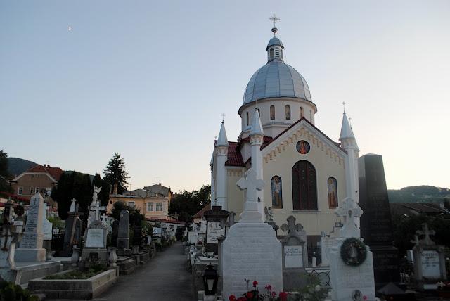 cemetery / trip / Romania / oldtown / Brasov /