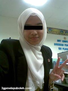 Malay women – Staff Universiti Malaysia Terengganu