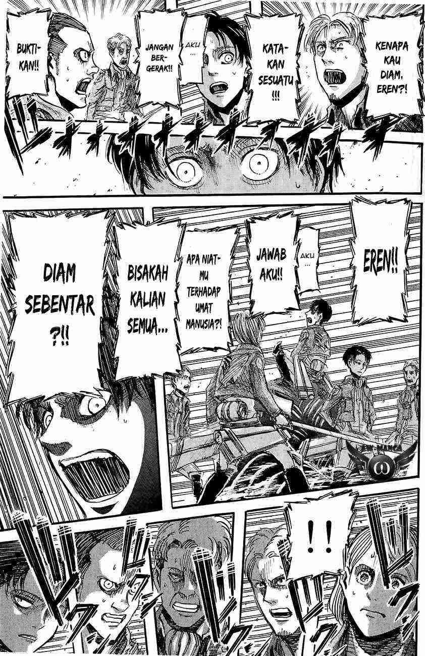 Dilarang COPAS - situs resmi www.mangacanblog.com - Komik shingeki no kyojin 026 - cara yang bijak 27 Indonesia shingeki no kyojin 026 - cara yang bijak Terbaru 7|Baca Manga Komik Indonesia|Mangacan