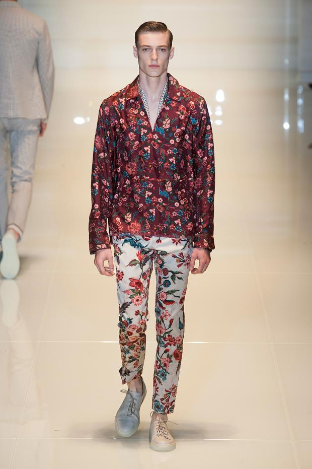 COOL CHIC STYLE to dress italian: Gucci SPRING/SUMMER 2014 ...