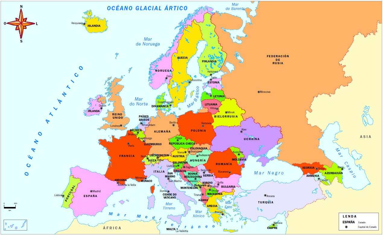 europa karten quiz