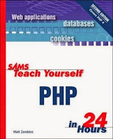 download SAMS Teach Yourself PHP in 24 Hours online books