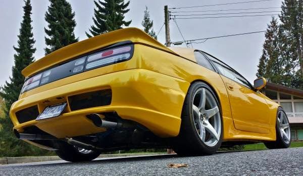 Yellow 1990 Nissan 300zx Twin Turbo Auto Restorationice