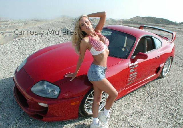 Super Mujeres Hermosas Y Guapas Autos
