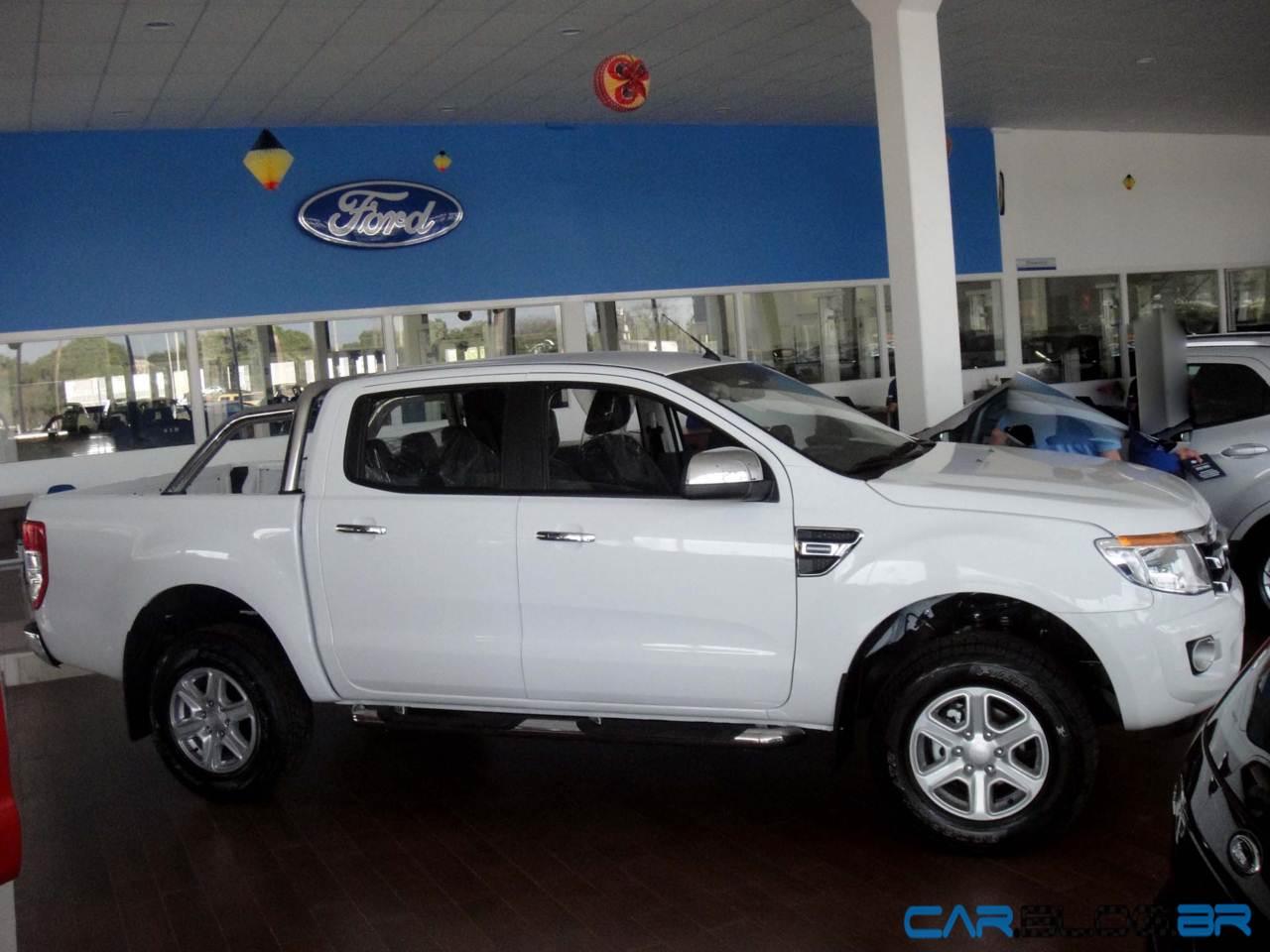 Ford Ranger XLT Flex