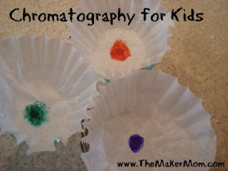 chromatography for kids
