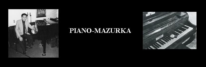 PIANO-MAZURKA